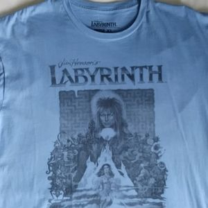 Labyrinth t-shirt XL